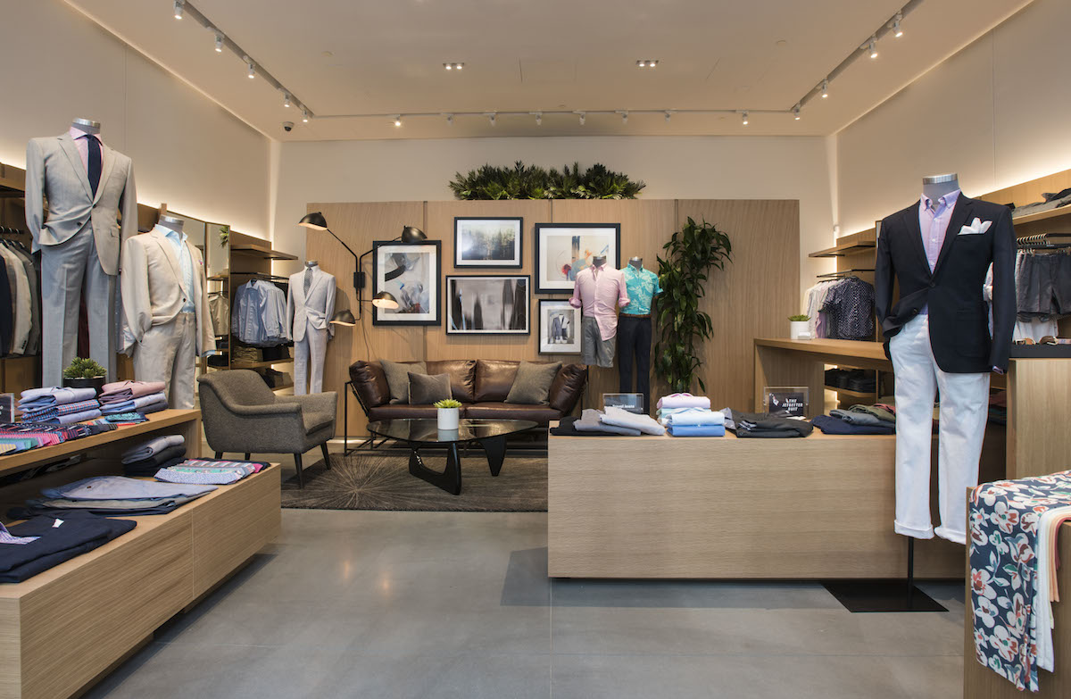 Bonobos Guideshop Brookfield Place Wide SHot